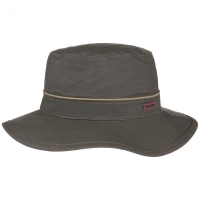 Palarie din in si bumbac Bucket Outdoor - Stetson