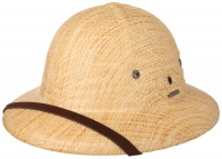 Palarie din paie Pith Helmet Toyo - Stetson