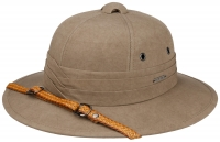 Palarie din bumbac Pith Helmet - Stetson