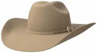 Palarie din fetru de lana Cattleman 4X Western - Stetson