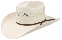 Palarie din paie Peeler 8X Western - Stetson