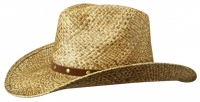 Palarie din paie Maplewood Raffia - Stetson