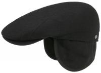 Sapca din lana si casmir cu protectie pentru urechi Ivy Cap EF Wool/Cashmere - Lierys