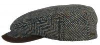 Sapca din lana Horn Herringbone - Stetson