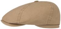 Sapca din bumbac organic 6-Panel Cap - Stetson