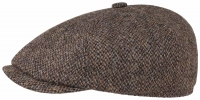 Sapca din lana 6-Panel Harris Tweed - Stetson