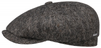 Sapca din lana virgina si casmir Hatteras Wool/Cashmere - Stetson