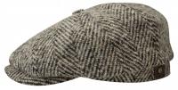 Sapca din lana cu protectie pentru urechi Hatteras Herringbone - Stetson