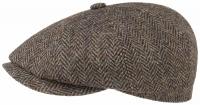 Sapca din lana virgina Hatteras Harris Tweed - Stetson