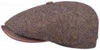 Sapca din lana virgina si piele cu protectie pentru urechi Hatteras  - Stetson