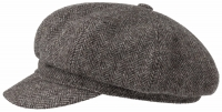 Sapca din lana 8-Panel Woolrich Herringbone - Stetson