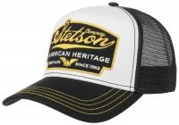 Sapca din bumbac Trucker American Heritage - Stetson