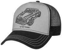 Sapca din bumbac Trucker Muscle Car and Hat - Stetson