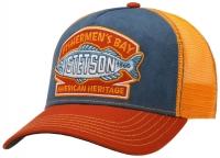 Sapca din bumbac Trucker Cap Fishermen´s Bay - Stetson