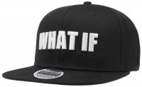 Sapca din bumbac Baseball Cap WHAT IF - Stetson