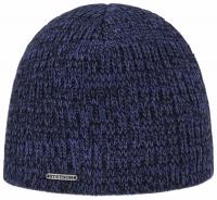 Caciula tricotata din lana si acril - Stetson