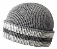 Caciula tricotata din poliacril si lana Kerman - Stetson