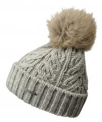 Caciula tricotata din lana si poliacril Racoon - Stetson