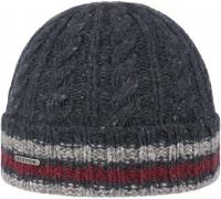 Caciula tricotata din lana Donegal - Stetson