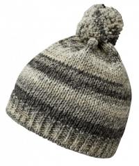 Caciula tricotata din lana si acrilic Ophelio - Stetson