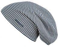 Caciula din bumbac Long Beanie Reversible Jersey - Stetson