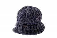 Caciula tricotata din acril si lana Sebastian - Stetson