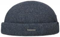 Caciula din lana Docker Wool Herringbone - Stetson
