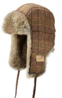 Caciula cu blana Cimarron Woolrich - Stetson