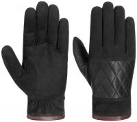 Manusi din piele Gloves Goat Nubuck/Nappa - Stetson